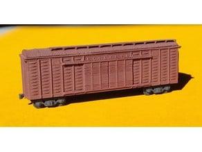 SZHD/RZHD boxcar 1:200