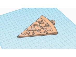 A Not So Boneless Pizza