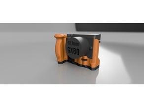 Panasonic Lumix GX80/GX85 camera battery grip