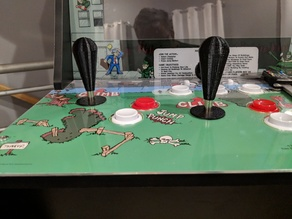 1up Arcade Knob