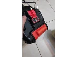 FrSky Taranis X9D battery cover for 18650