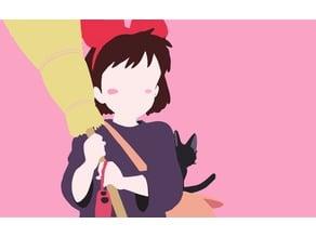 Kiki's Delivery Service (Minimalist)