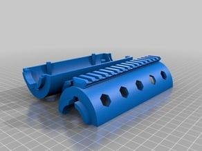 AR15 Tri Rail Handguard