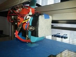 Tygr MOD E3D V6 MKI Felix extruder