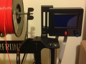 MAKERFRONT Full Graphic LCD Mount