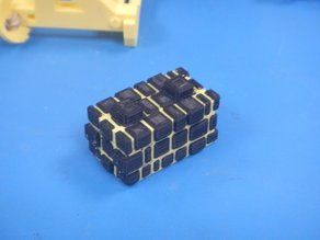 Seej Masonry Style Dual-Extrusion Bloxen