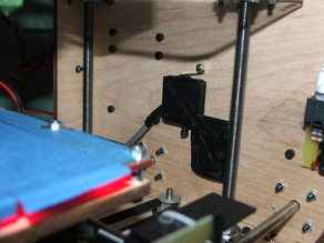 Adjustable Z Axis End Stop