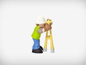 Sam the Surveyor