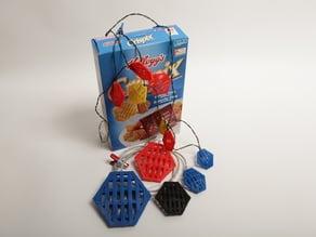Crispix Cereal Model