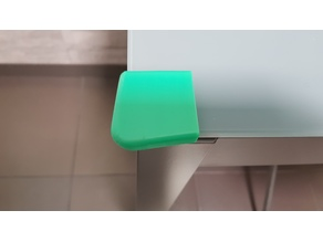 8mm Glass table corner protection