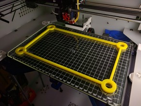 BigBox Bed Calibration Test Print