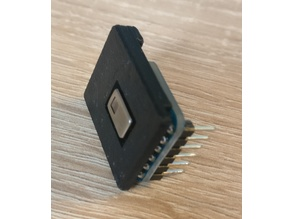 AMG8833 Thermal Camera Mounting Adapter