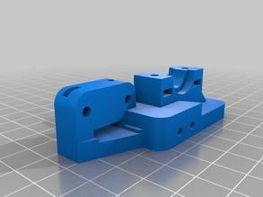 E3d Mount + 3dTouch Openbuilds Mini Gantry