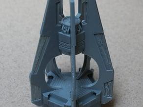 Alternate Fins for Space Marine type Drop Pod