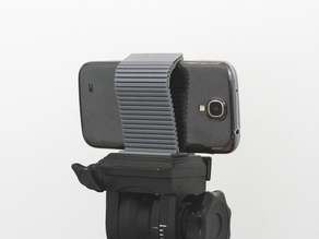 Smartphone Timelapse - Tripod Adapter
