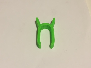 Filament Spool Stand Clip