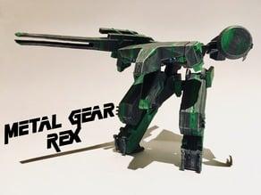 Metal Gear Rex(easy print)