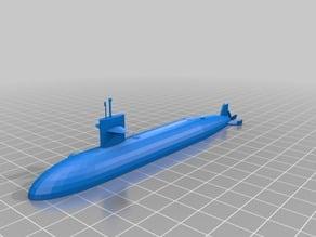 Desktop Submarine Remix
