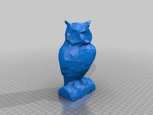 Owl Decimated