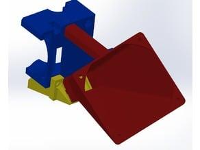 Noctua 60mm mk2,5/3 nozzle fan upgrade - 45°