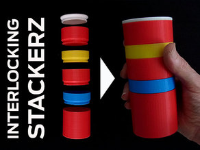 Interlocking Stackerz