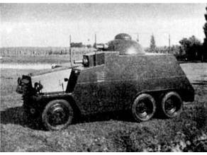 Crossley 29M - Hungary