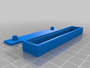 box with lid for aqua pump