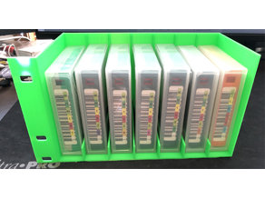 LTO Tape 3U Rack Storage Unit