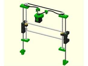 GREEN MAMBA V1.3 z axis