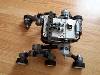 mars rover thingiverse - photo #22