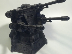 28mm Quad Anti-Air Turret