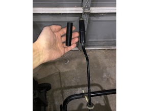 Snow Blower Chute Handle