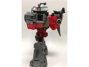 Power of the Primes Volcanicus Backpack for Slash