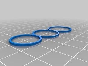 Ring Sizer 5 6 7