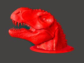 Velociraptor+Base