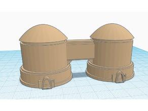 tatooine twin tower with bridge ver 0.13 (X-Wing TMG)