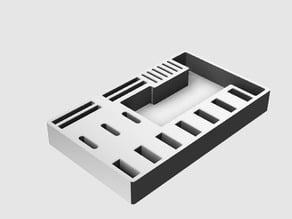 USB, SD, Micro SD, Type C Holder
