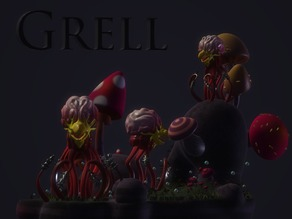 Grell by Hyena Lobster