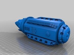 Subterranean Assault Vehicle