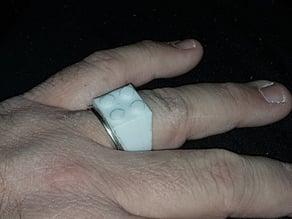 Size Y (Australian) Lego Style Ring