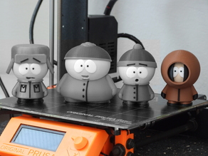 South Park Crew - Kenny (multi-material)