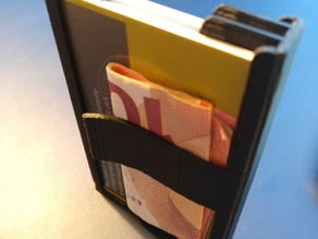 Card and money clip - Wallet