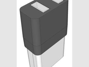 Flashlight USB Ports for BMW vehicle