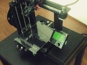 MakerGear M2 Geetech LCD Case & Mount