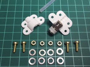 Blocker Tube Type 2 for Rappy Sharebot - Tube 4mm