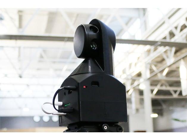 Sweep DIY 3D Scanner Kit by watchimgo - Thingiverse