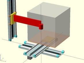 ResizerBot - Parametric MakerBot-Setup