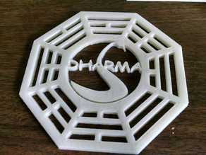 Dharma symbol from Lost