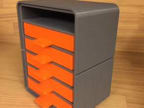 Drawer Box Cemia