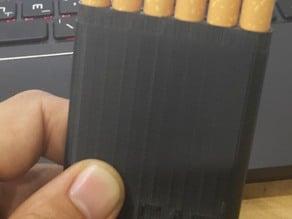 slim cigarette case